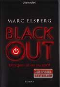 """Rezension: """"Blackout"""" von Marc Elsberg"""