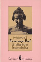 "Rezension: ""Ein so langer Brief"" von Mariama Bâ"