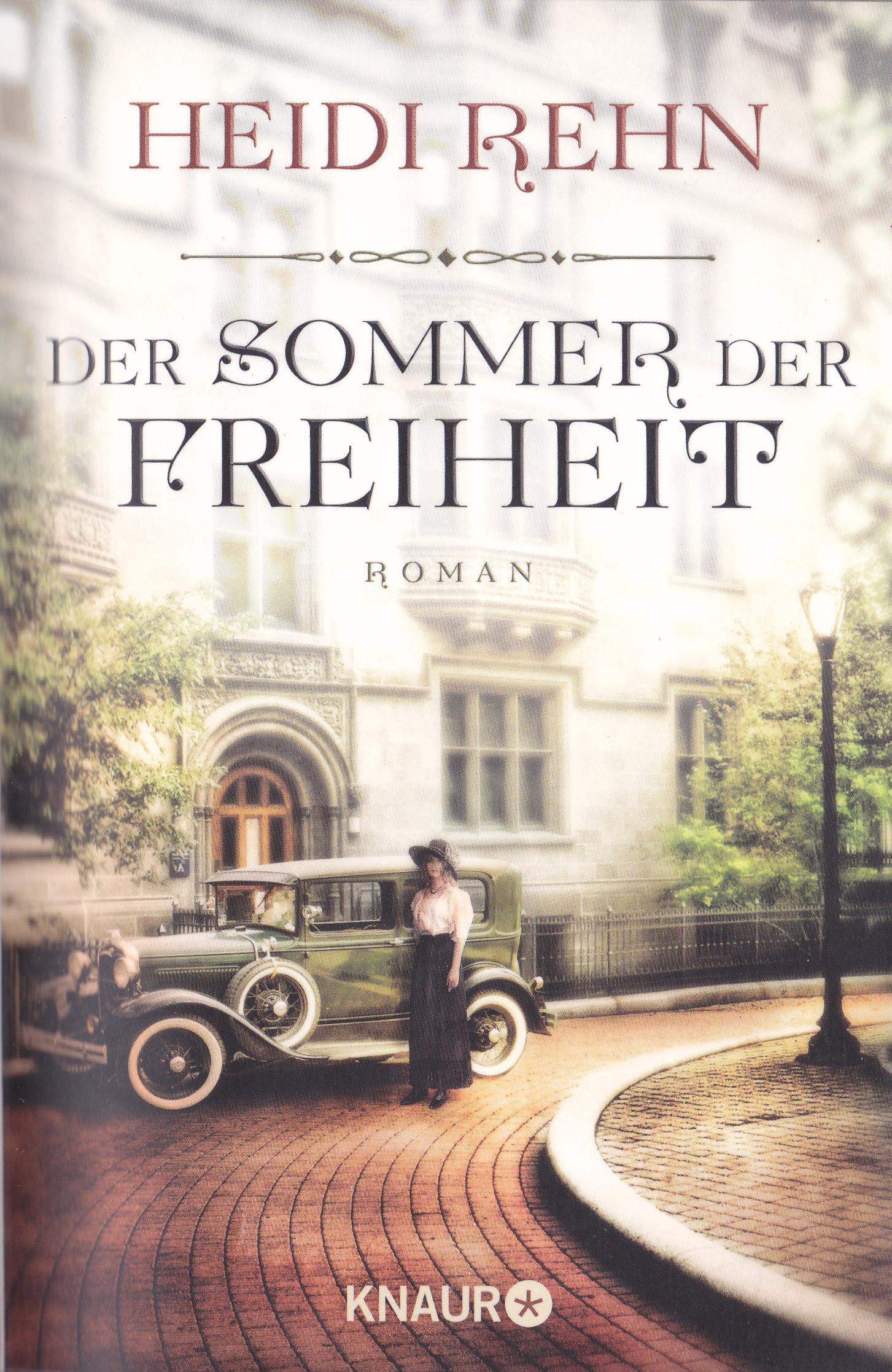 """Rezension: """"Der Sommer der Freiheit"""" von Heidi Rehn"""