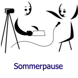 Interview-Sommerpause