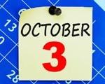 3. Oktober - Tag der Deutschen Einheit