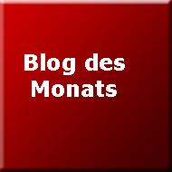 Blog des Monats