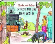 "Cover des Buchs ""Entdecke mit uns den Wald"""