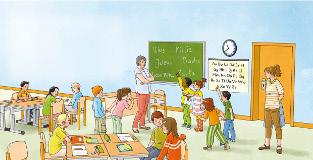 Kinderkonferenz fu¦êr die Schule_01© Bertelsmann Stiftung Matthias Berghahn.