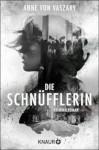 """Cover des Krimis """"Die Schnüfflerin"""""""