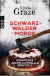 """Cover des Krimis """"Schwarzwälder Morde"""""""