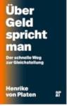 """Cover des Buchs """"Über Geld spricht man"""""""