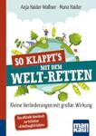 """Cover des Buchs """"So klappt's mit dem Welt-Retten"""""""